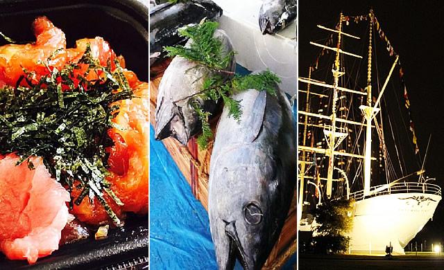 品川 東京海洋大学学園祭・海鷹祭