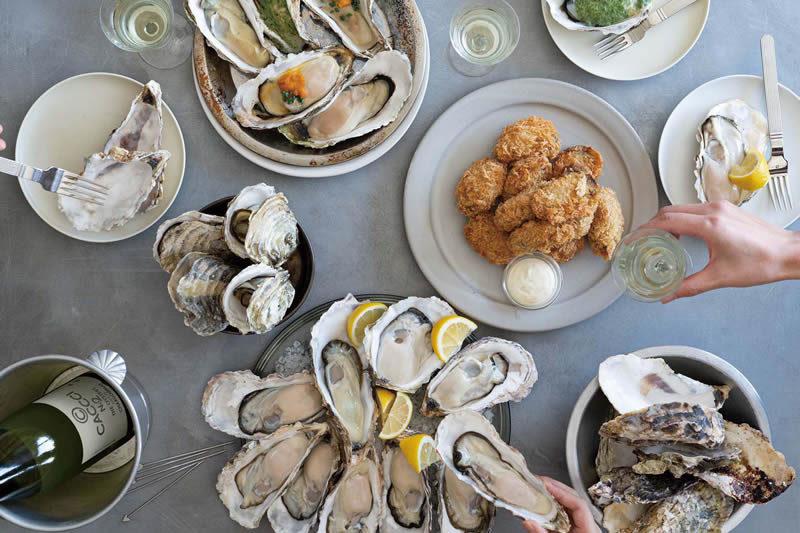 牡蠣料理食べ放題