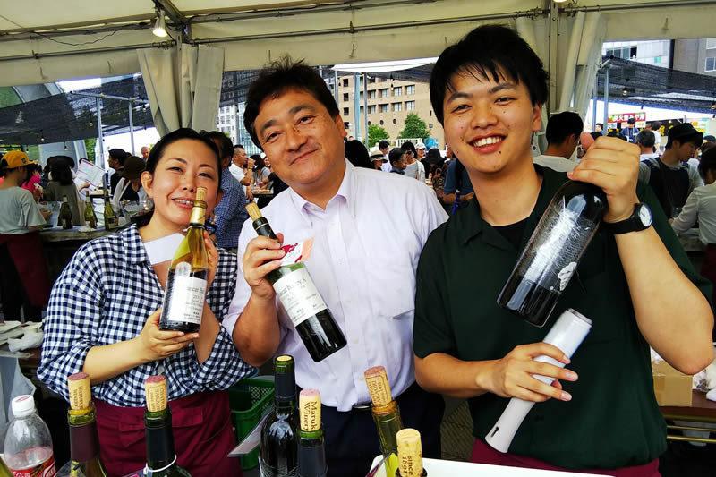 蔵出しワインバー IN横浜