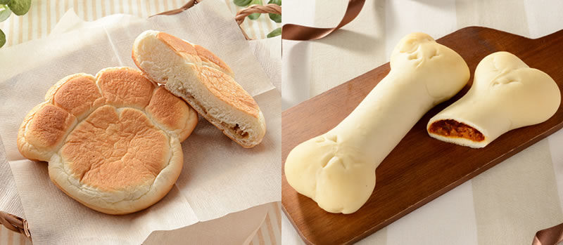 ローソン 肉キュウ 骨みたいなパン
