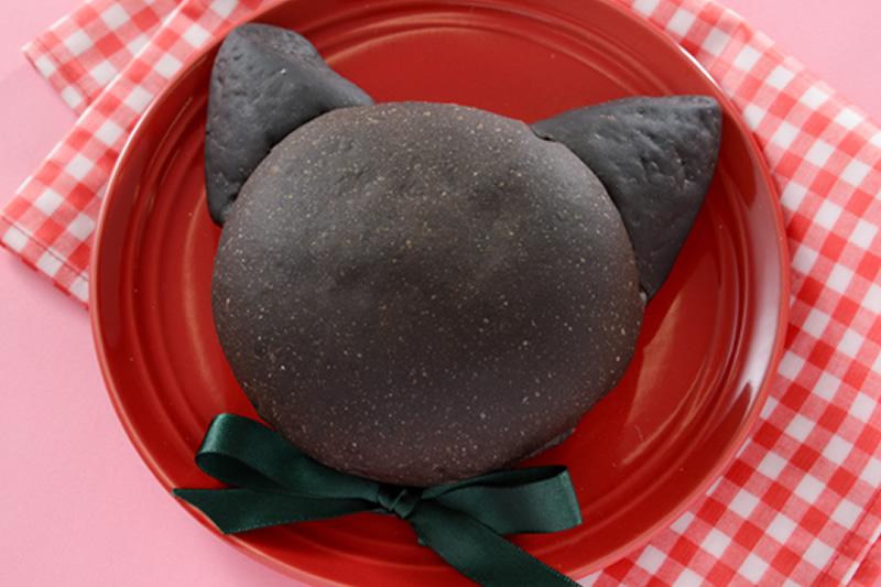 ローソン「ネコみたいなパン」