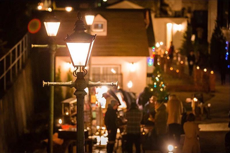 目黒街角クリスマス