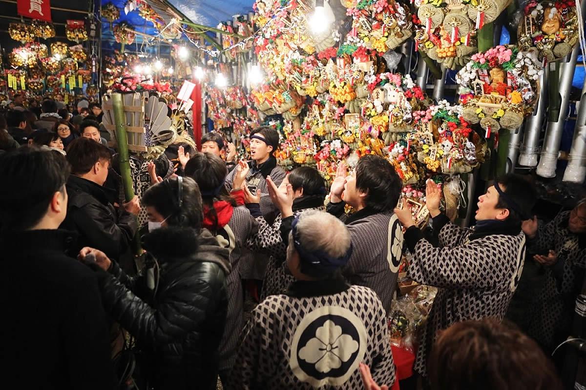 大宮氷川神社 十日市(とおかまち)