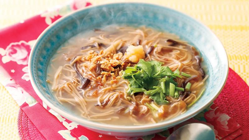 台湾バーガー福包「麺線」