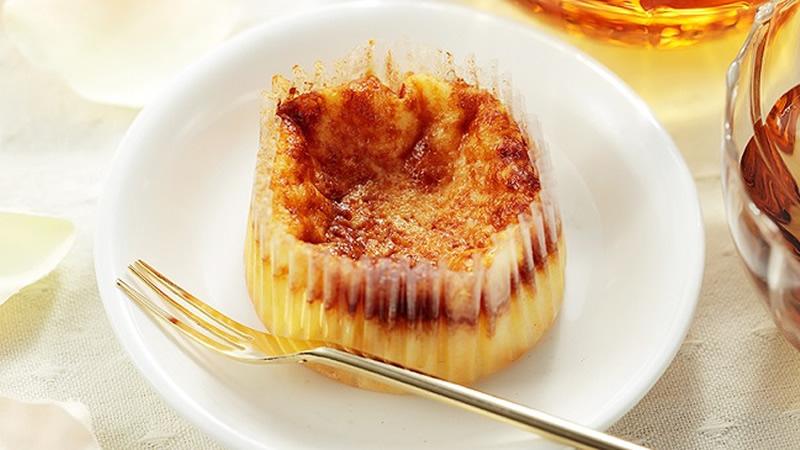 ローソンストア100 バスクチーズケーキ