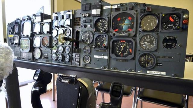 航空科学博物館 航空ジャンク市