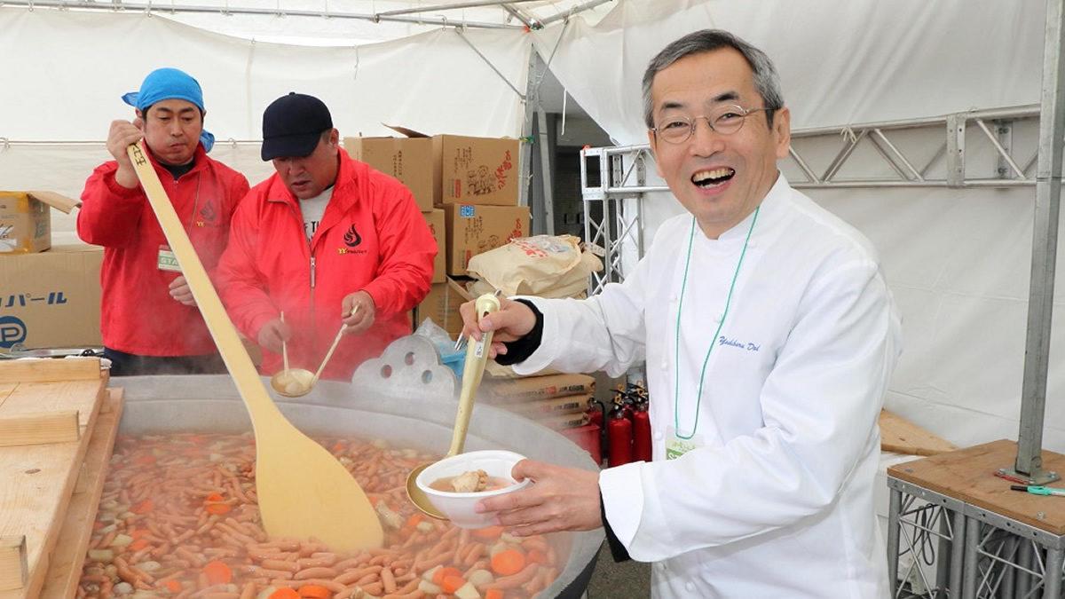 ふるさとの食 にっぽんの食 フェスティバル