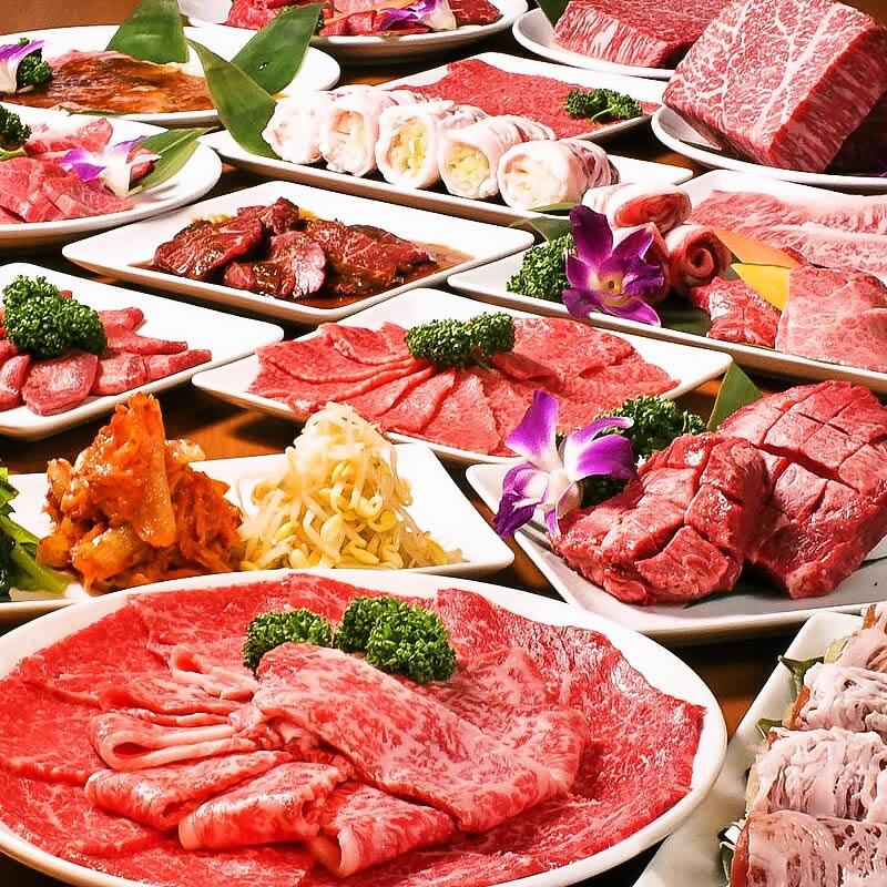 肉屋の台所