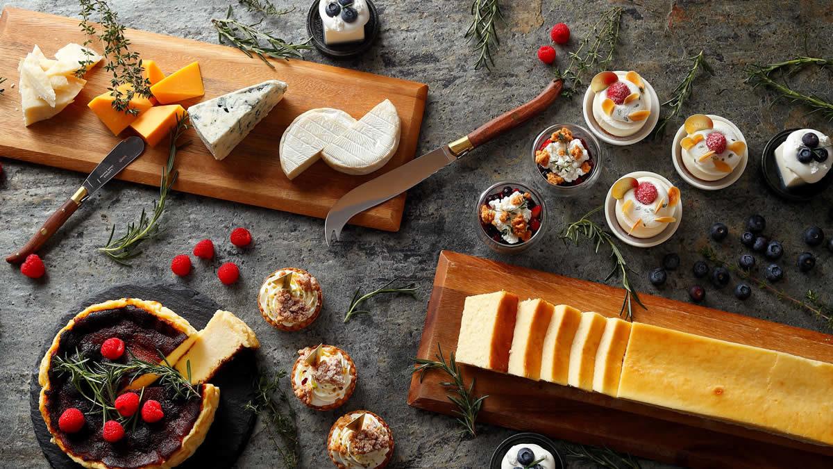 ウェスティンホテル東京 チーズデザートブッフェ
