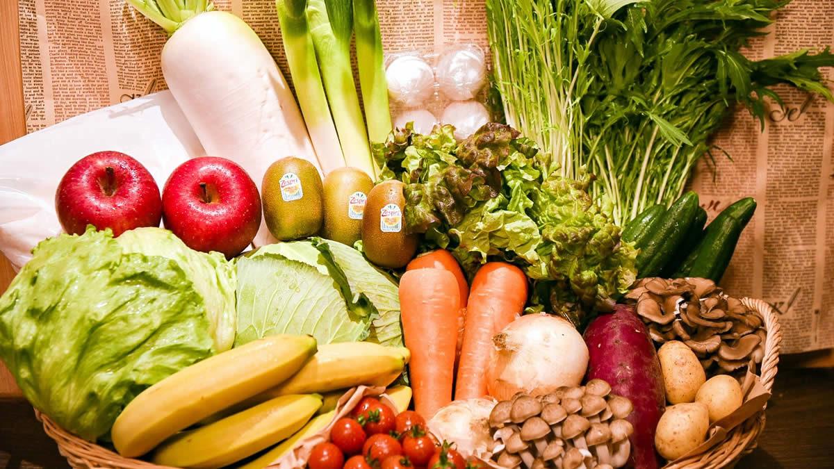 ドライブスルー八百屋 野菜販売