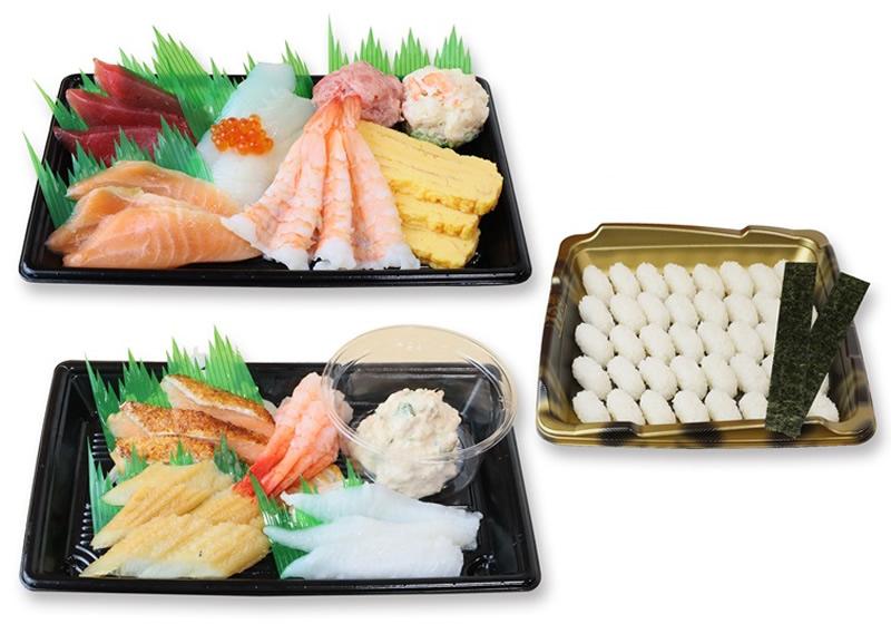 おうちでくら寿司ファミリーセット(4~5人前)