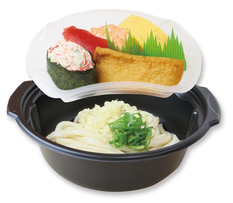 お寿司&ぶっかけうどんセット