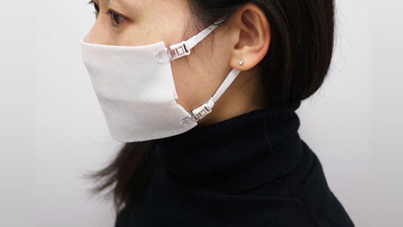 日本製マスク用ストラップ なんでもマスク