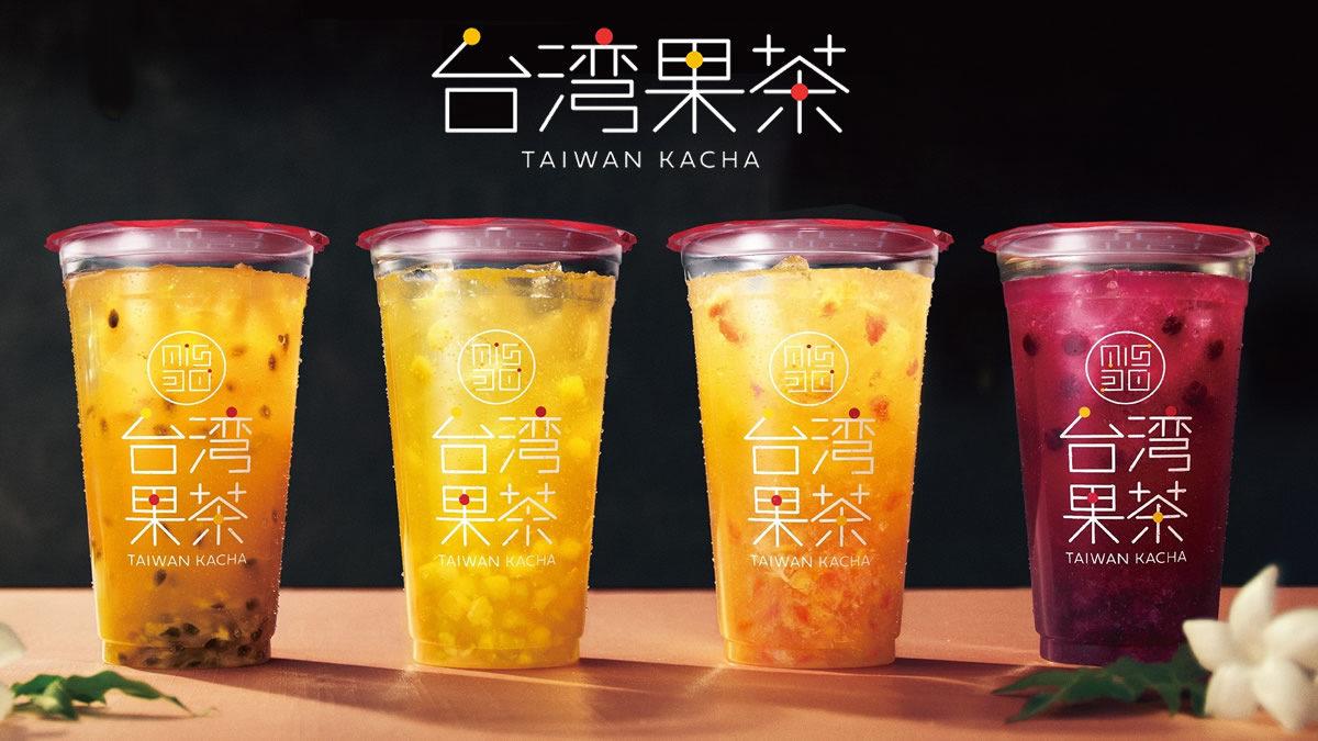 ミスド フルーツティ 台湾果茶