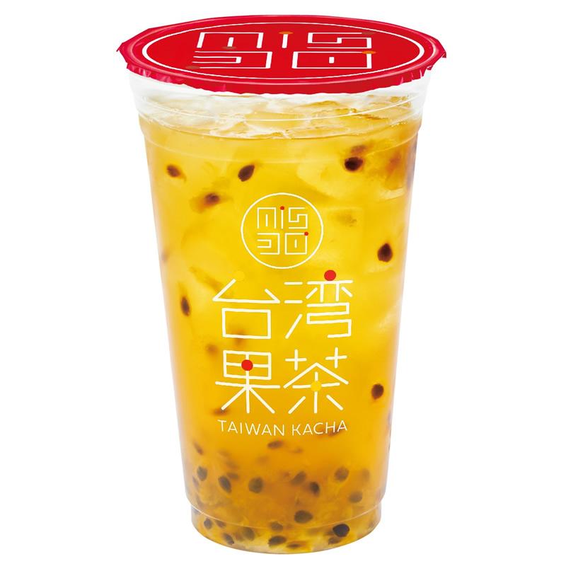 ミスド 台湾果茶 パッションフルーツジャスミン