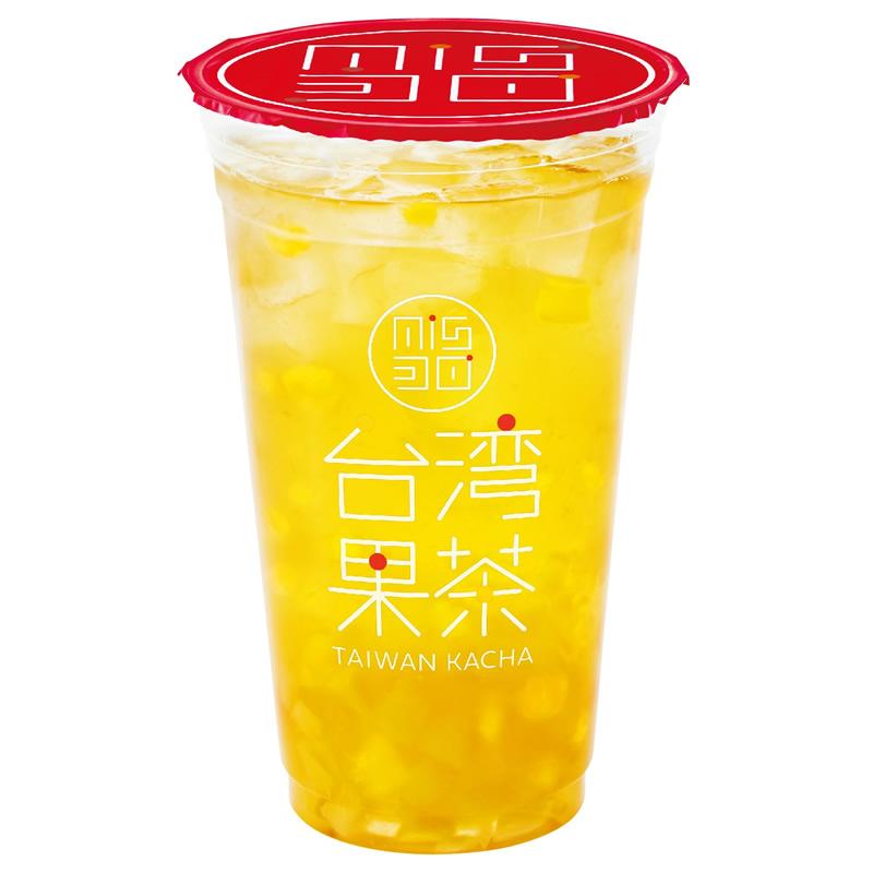 ミスド 台湾果茶 パインマンゴージャスミン