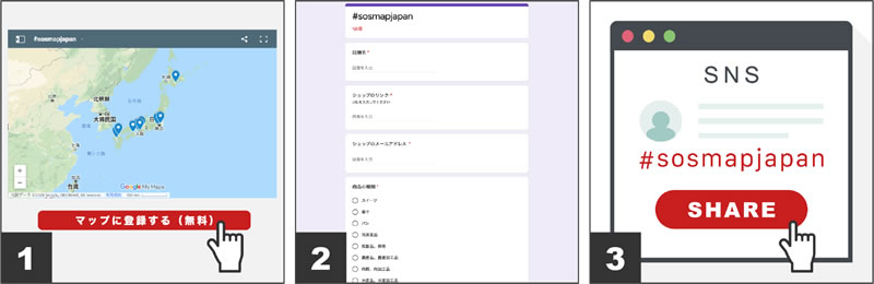 sosmapjapan エスオーエスマップジャパン