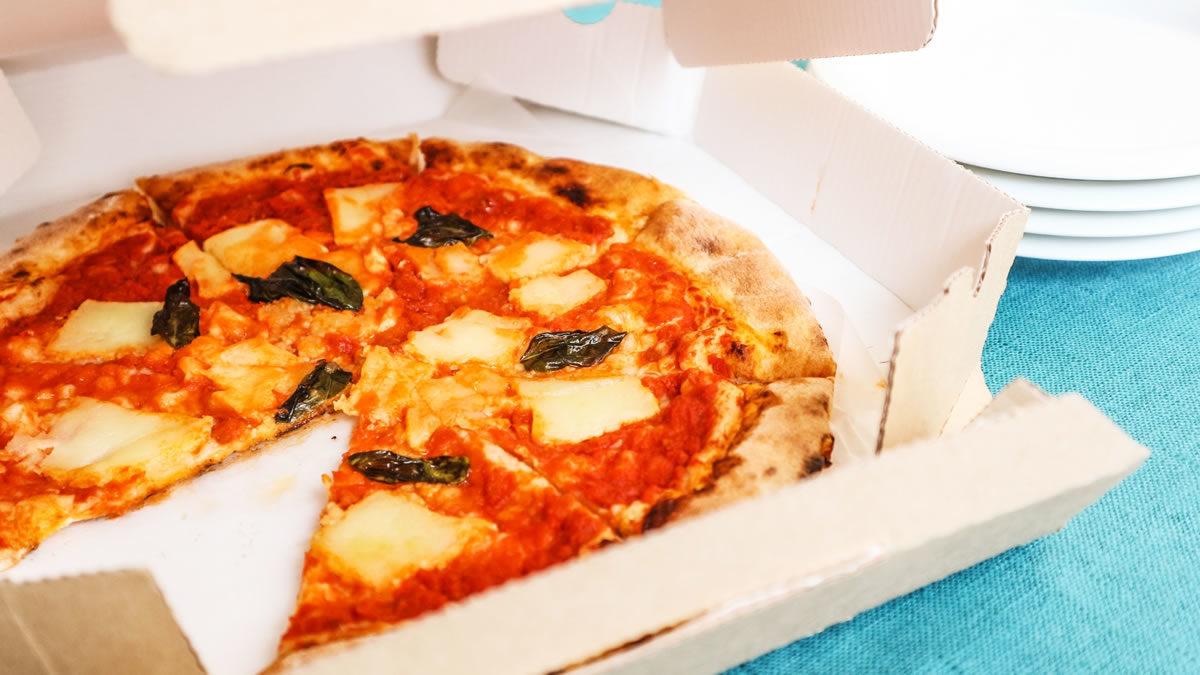 ドミノ・ピザ デリバリ-