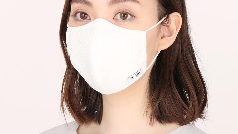 洋服の青山 マスク