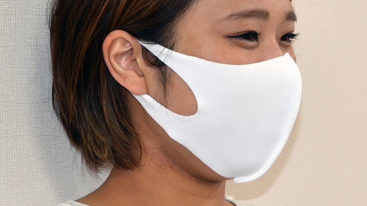 夏用布マスク アパレルアイ
