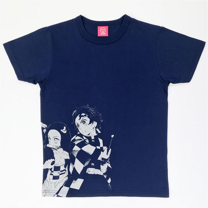 鬼滅の刃×OJICO Tシャツ