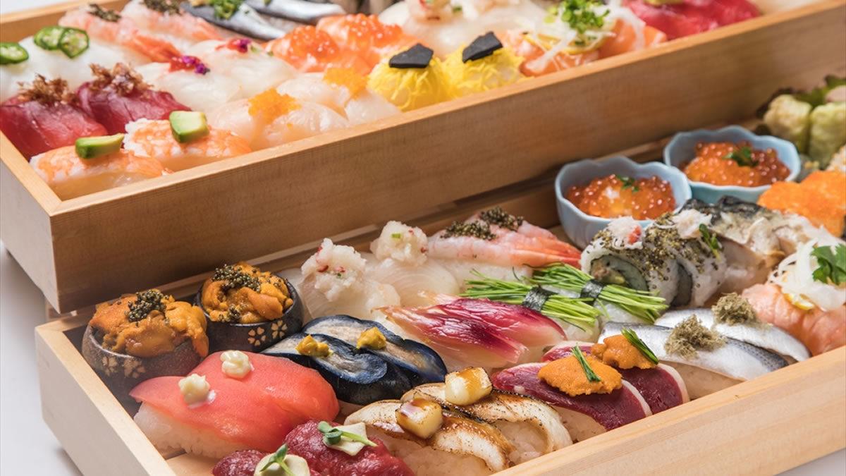 新宿・京町恋しぐれ本館「京鴨しゃぶしゃぶと京寿司食べ放題コース」