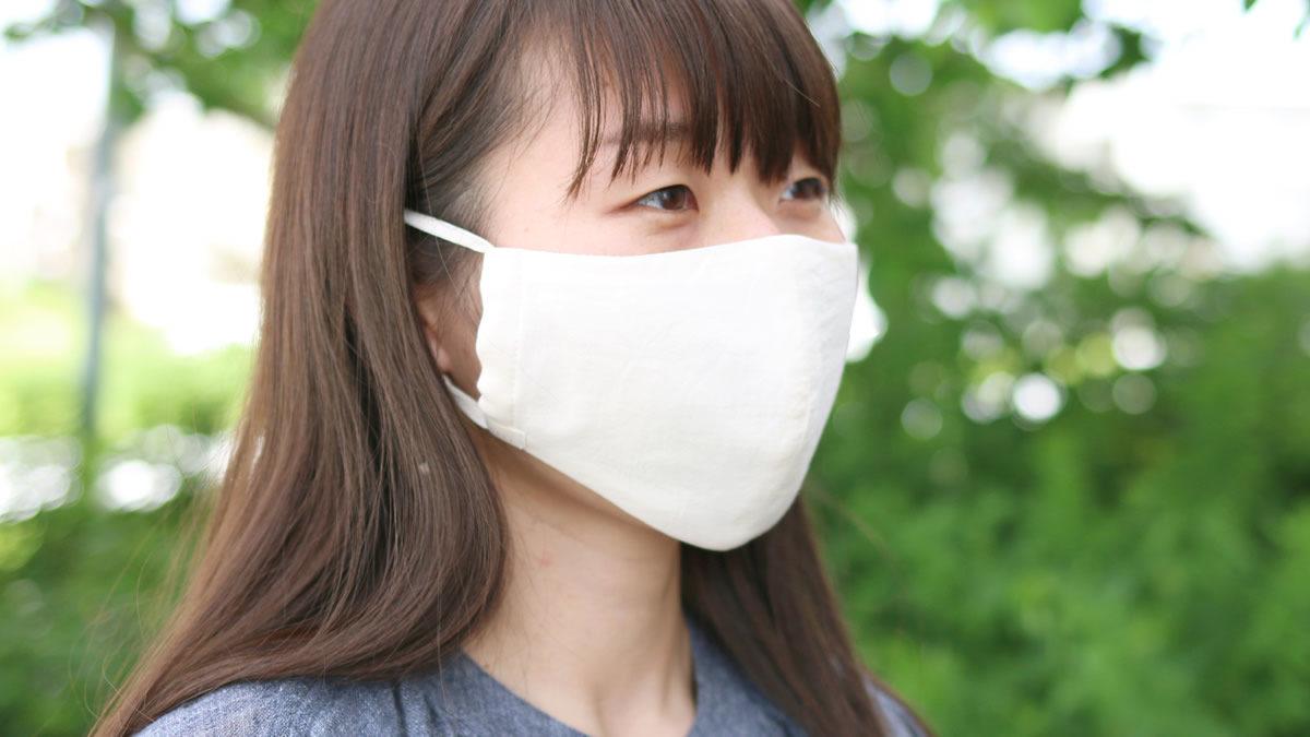 中川政七商店 夏用 マスク