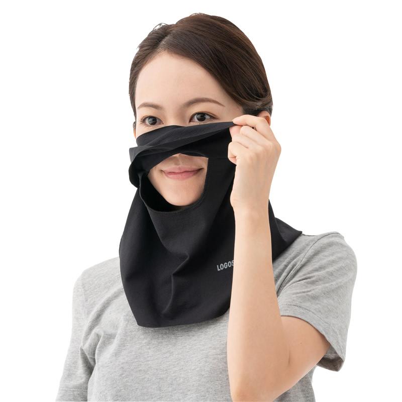 ロゴス 美フィットスキン UVフェイスマスク