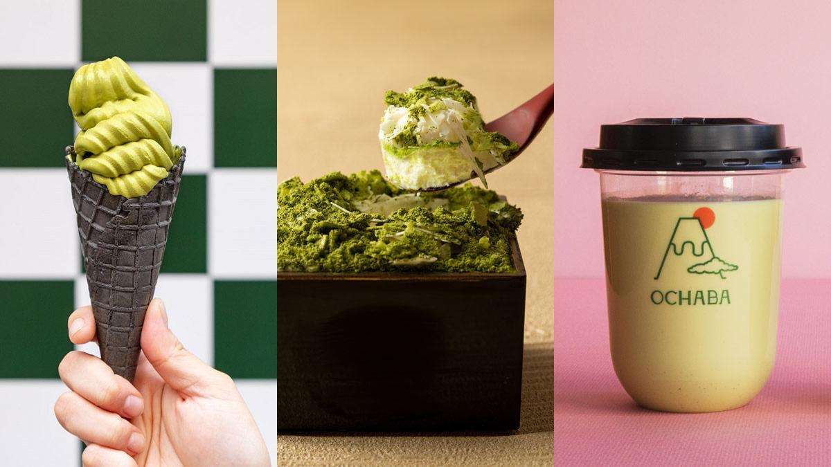 日本茶ミルクティ専門店「オチャバ」新宿店 リニューアルオープン