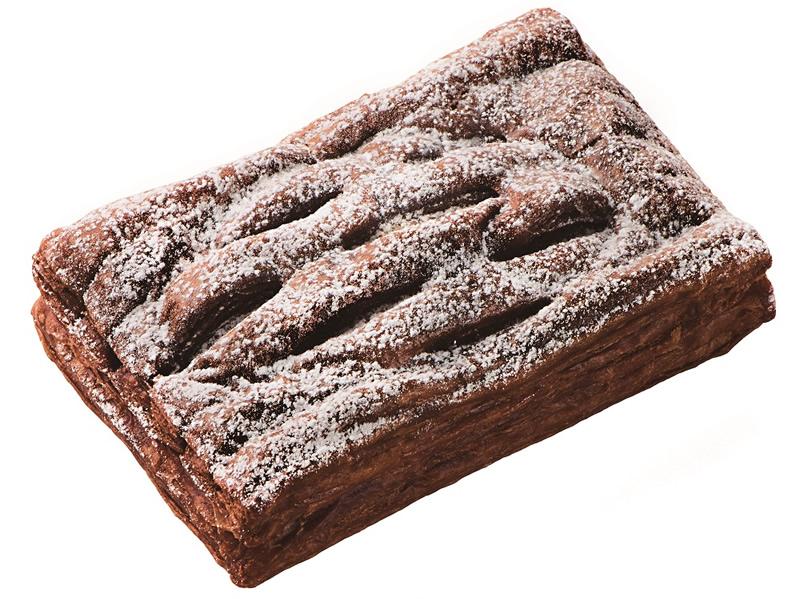 ショコラカスタードパイ