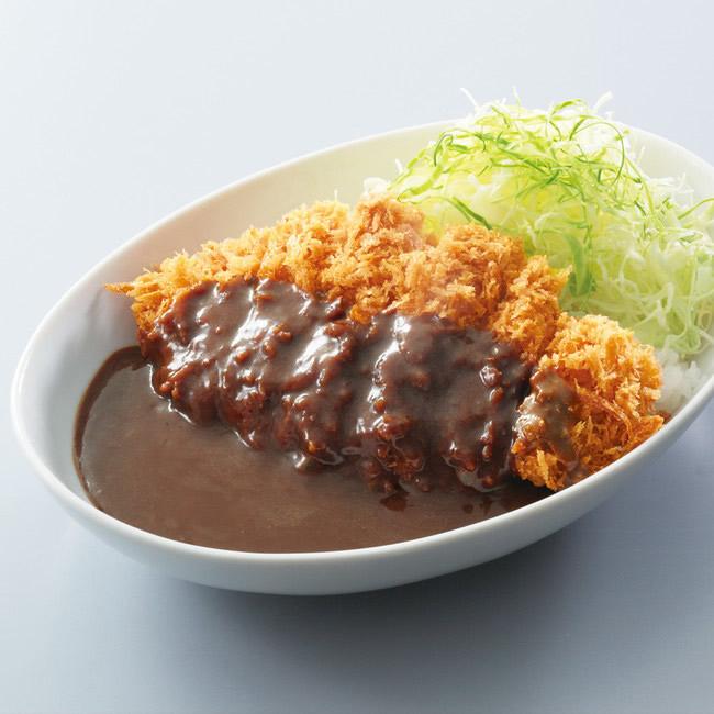 かつや カツカレー(竹)