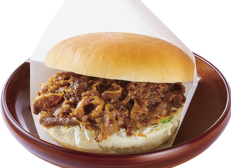 コメダ 季節限定バーガー コメ牛