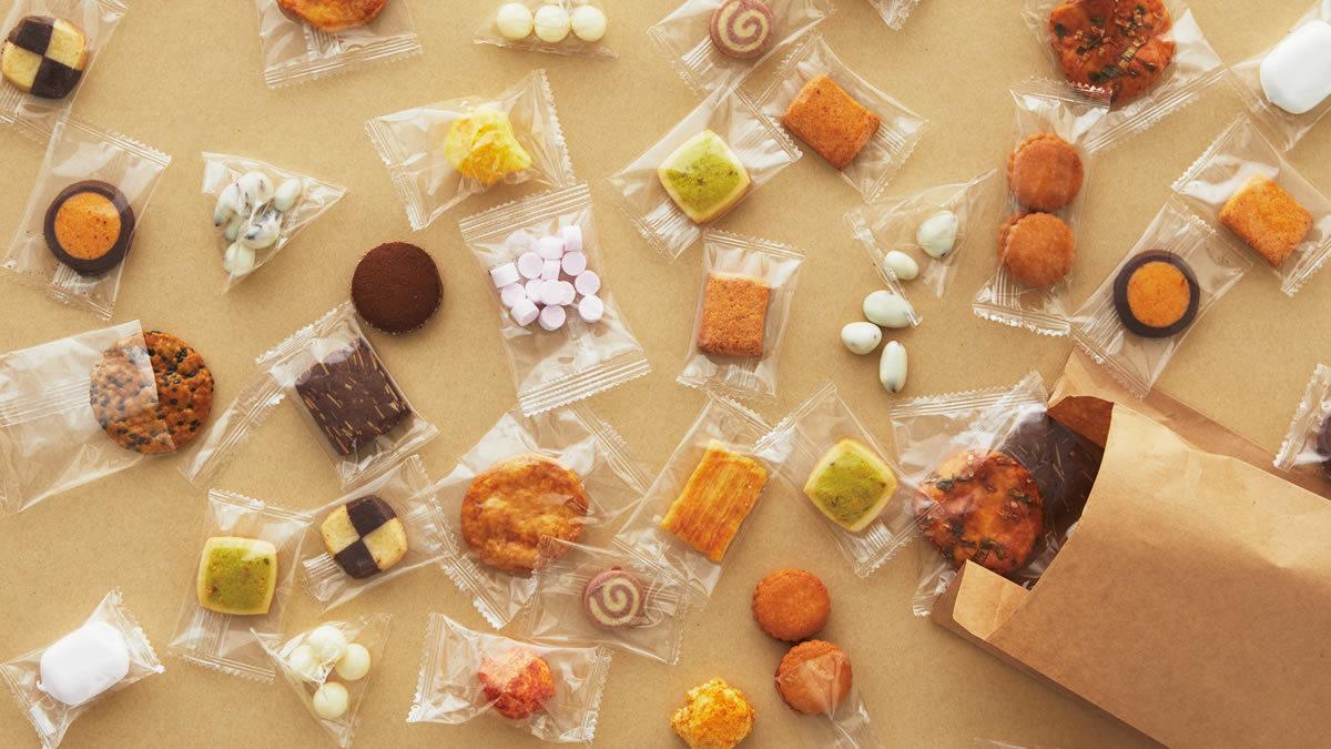 無印良品 菓子の量り売り