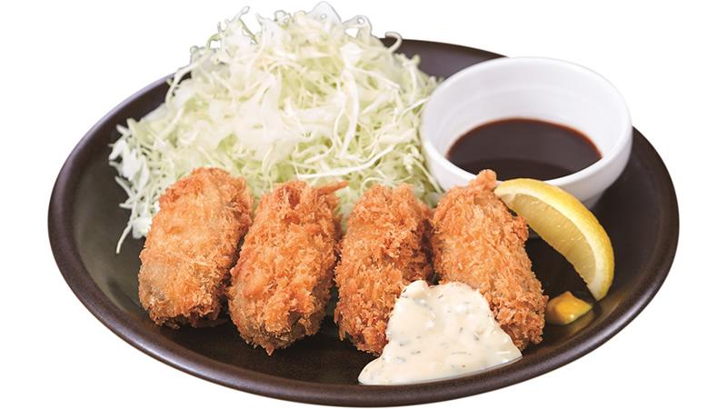 ガスト 広島産カキフライ