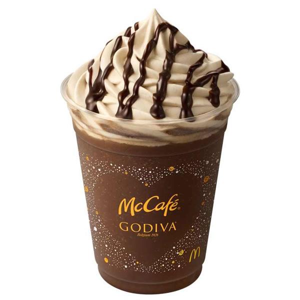 ゴディバ チョコレートエスプレッソフラッペ