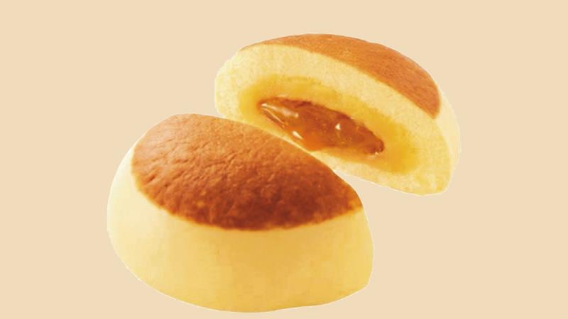 ファミマ バター香るホットケーキまん
