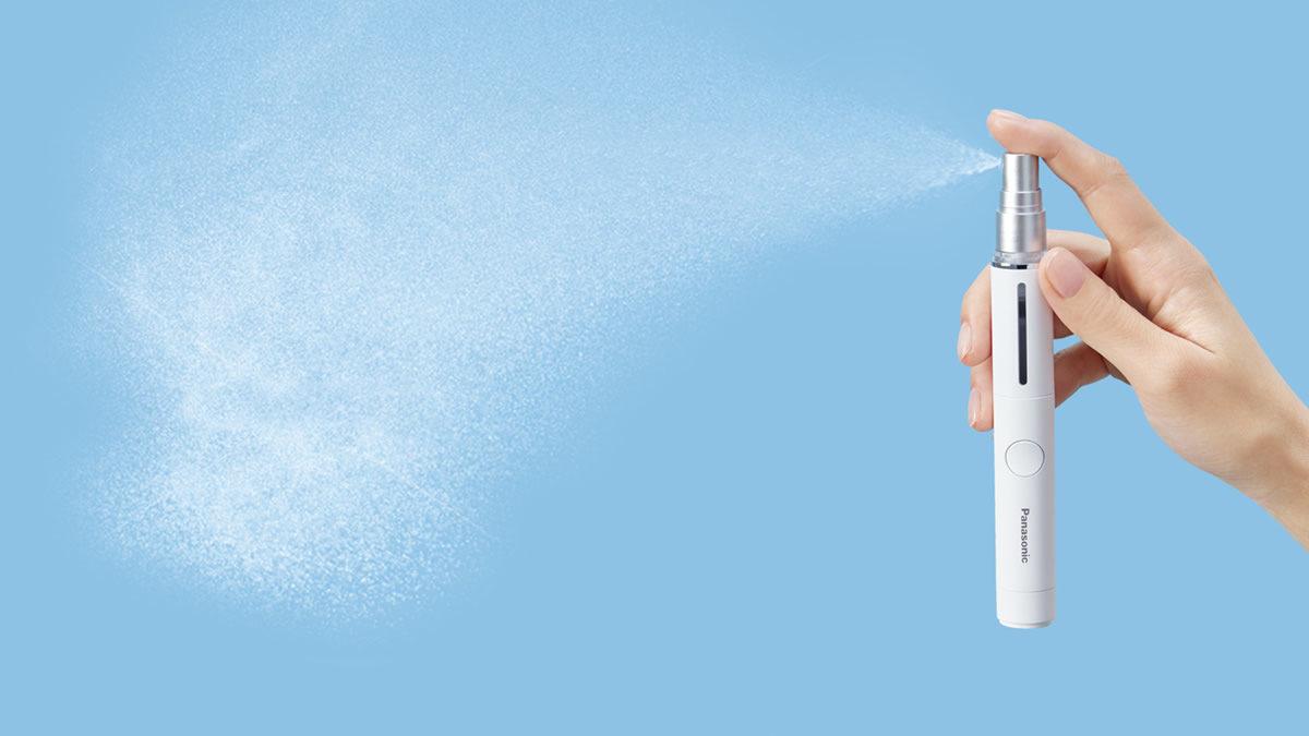 パナソニック 次亜塩素酸 携帯除菌スプレー DL-SP006