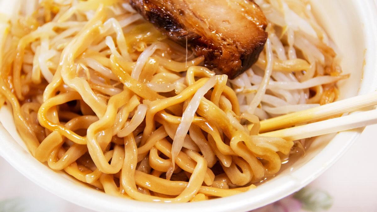 中華蕎麦とみ田監修ラーメン つけ麺