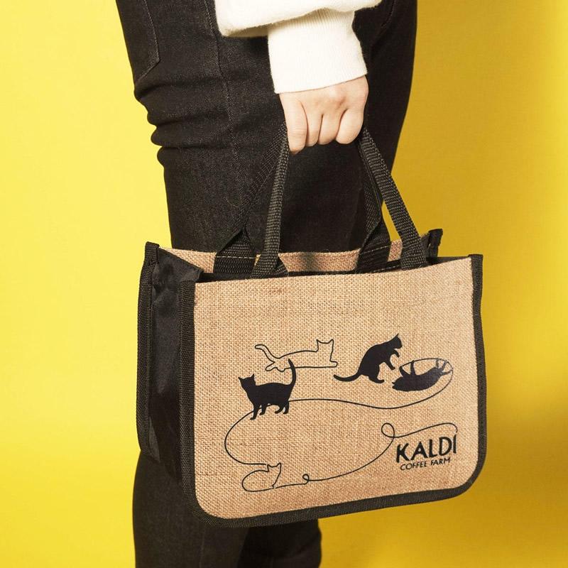 オリジナル ネコの日バッグ