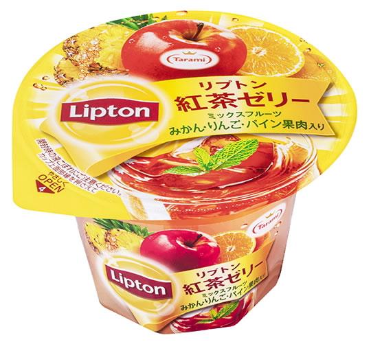 たらみ リプトン紅茶ゼリー ミックスフルーツ