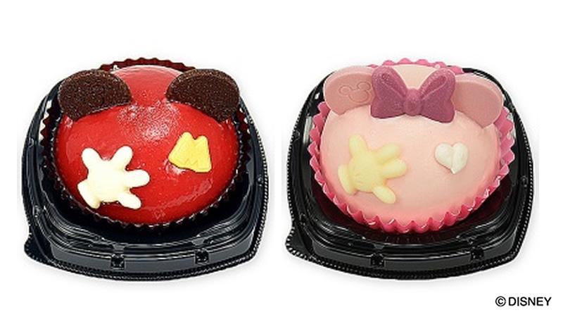 セブンイレブン ディズニー ひなまつりケーキ