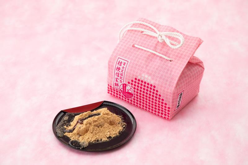 富士芝桜限定 桔梗信玄餅