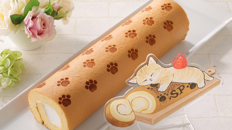 スイーツパラダイス 猫フェア
