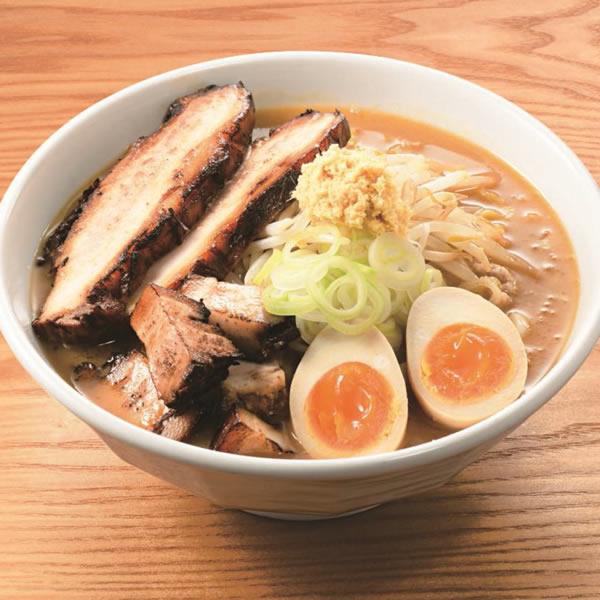 札幌・麺屋 雪風「味噌ジンジャーらーめん」(1人前)1,350円