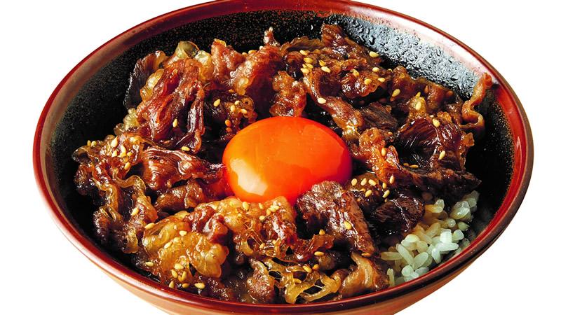 神戸牛すき焼き丼