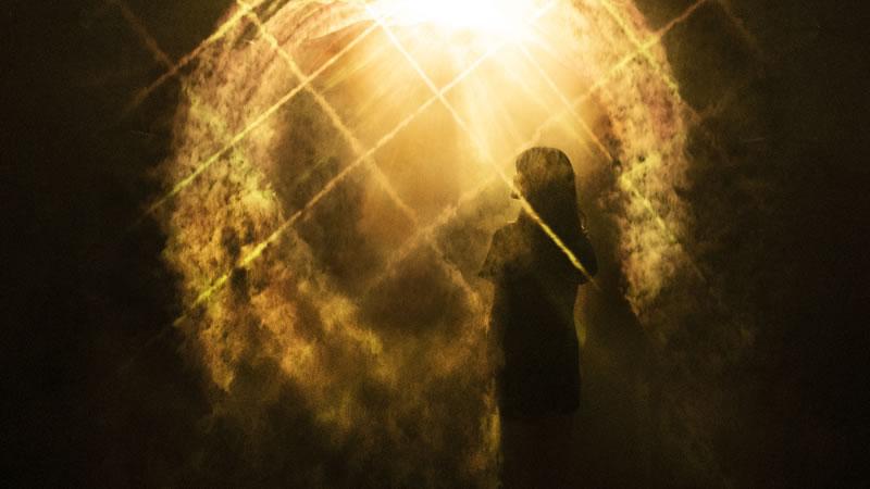 円相に迷い込んで / Step into the Light Circle