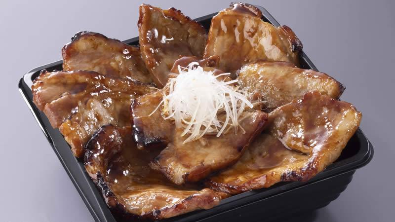 とんでん 北海道豚丼