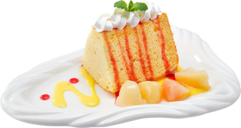 シルキーソフトケーキ(ピーチ)