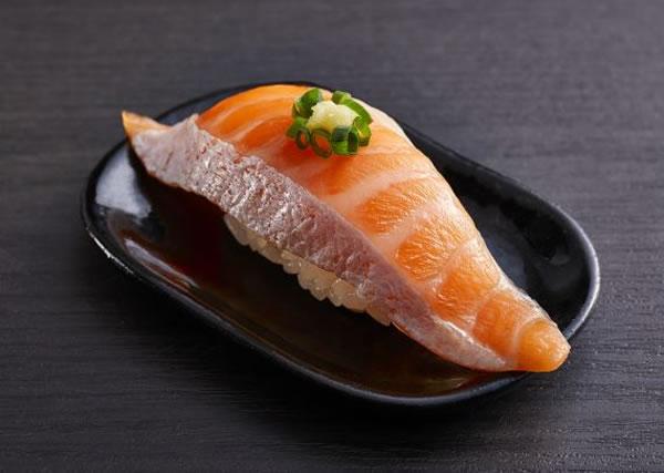 宅配寿司 銀のさら サーモン祭