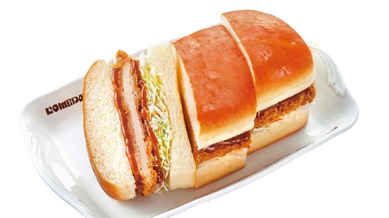 コメダ カツカリーパン